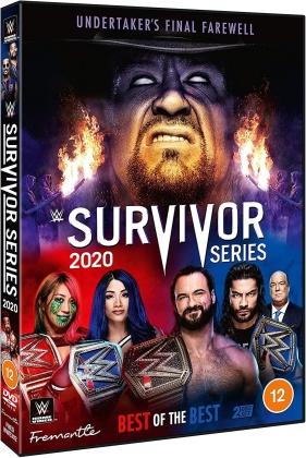 WWE: Survivor Series 2020 (2 DVD)