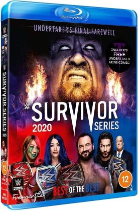 WWE: Survivor Series 2020 (2 Blu-ray)