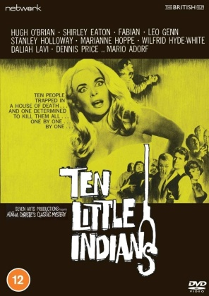 Ten Little Indians (1965) (s/w)