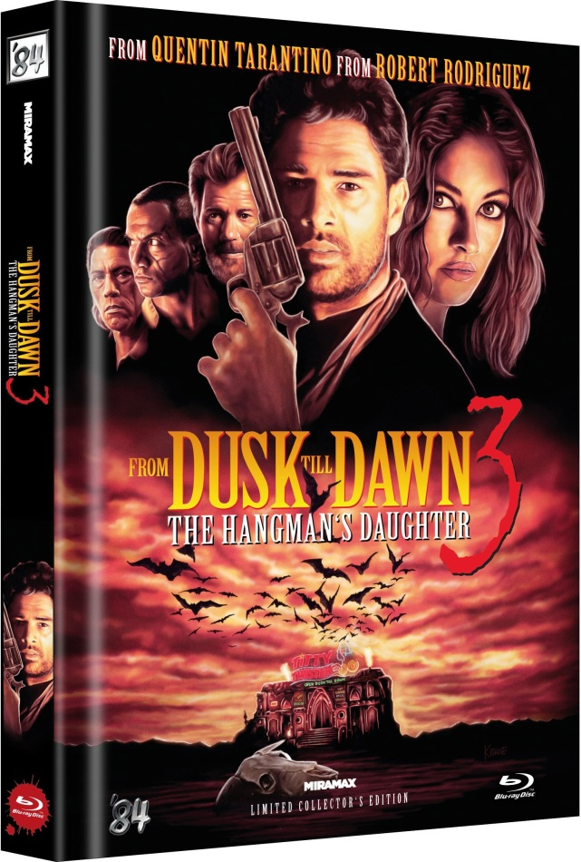 From dusk till dawn 3 - The hangman's daughter (2000) (Limited Collector's Edition, Mediabook, Uncut)