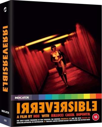 Irreversible (2002) (Straight Cut, Kinoversion, 2 Blu-rays)