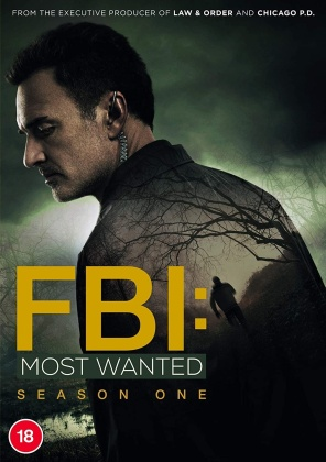 FBI: Most Wanted - Season 1 (4 DVDs)
