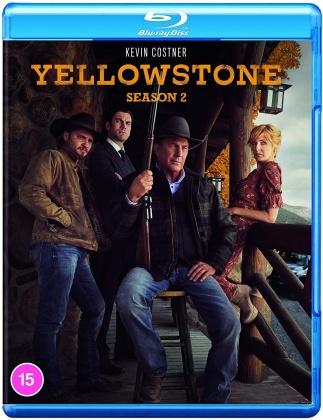 Yellowstone - Season 2 (3 Blu-ray)