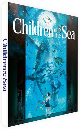Children Of The Sea (2019) (Collector's Edition, Blu-ray + DVD)