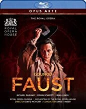 Orchestra of the Royal Operea House, Dan Ettinger, … - Faust (Opus Arte)