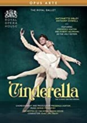 The Royal Ballet, Orchestra of the Royal Opera House, … - Cinderella (Opus Arte)