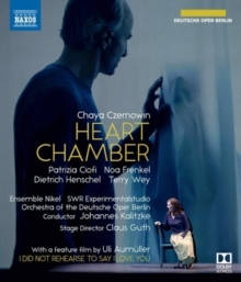 Orchestra of the Deutsche Oper Berlin, Johannes Kalitzke, … - Heart Chamber (Naxos)