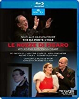 Mozart,W.A. / Arnold Schoenberg Chor / Harnoncourt - Le Nozze Di Figaro
