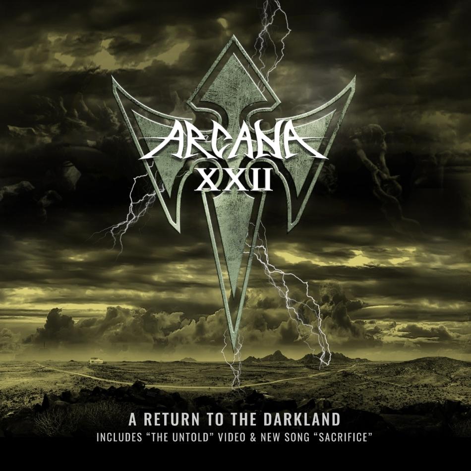 Arkana XXII - A Return To The Darkland / The Untold (CD + DVD)