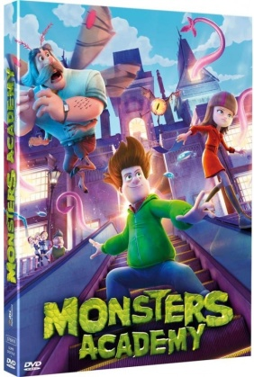 Monsters Academy (2020)