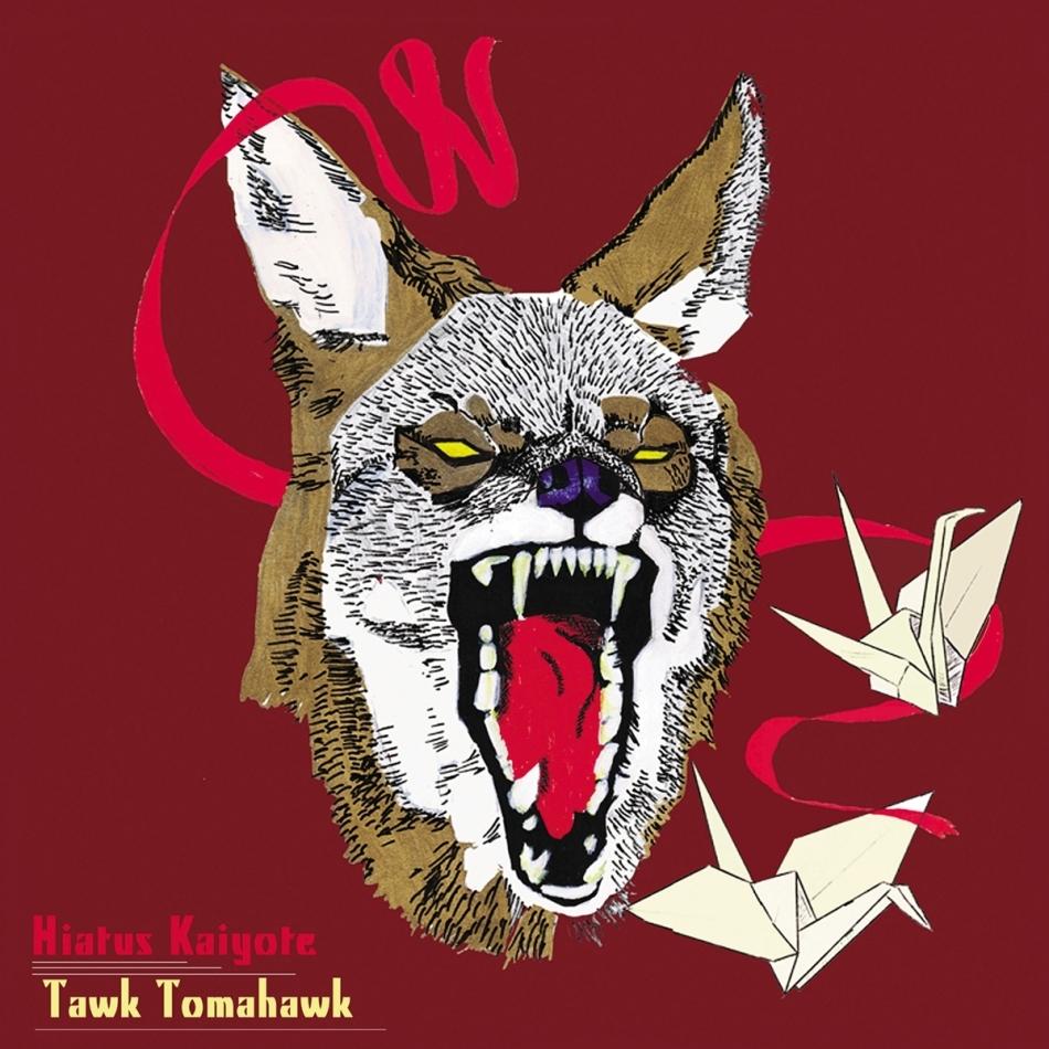 Hiatus Kaiyote - Tawk Tomahawk (2021 Reissue, Music On Vinyl, Colored, LP)