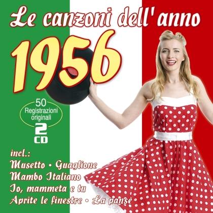 Le Canzoni Dell'Anno 1956 (2 CDs)