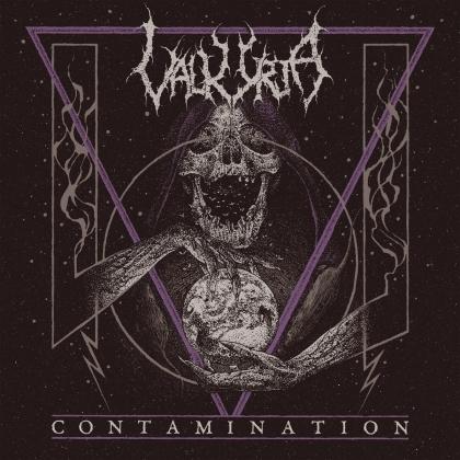 Valkyrja - Contamination (2021 Reissue, Peaceville, Digipack)