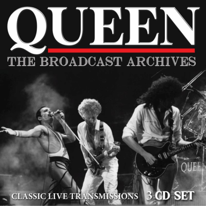 Queen - The Broadcast Archives (3 CDs)