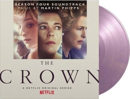 Martin Phipps - The Crown - Season 4 (Netflix) - OST (Music On Vinyl, Purple Vinyl, LP)