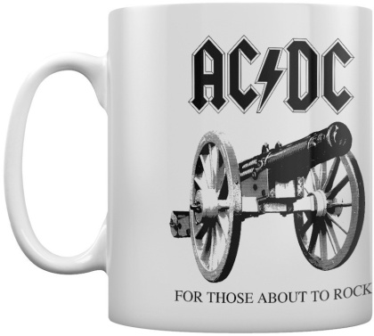 AC/DC: For Those About to Rock - Coffee Mug