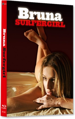 Bruna Surfergirl - Geschichte einer Sex-Bloggerin (2011) (Cover B, Limited Edition, Mediabook, Blu-ray + DVD)