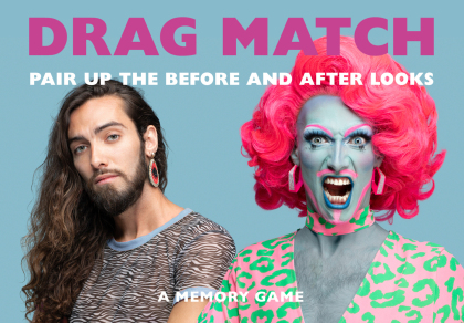 Drag Match - Pair Up the Before and After Looks