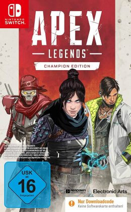 Apex Legends - (Code in a Box) (German Champions Edition)