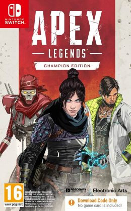 Apex Legends - (Code in a Box) (Champion Edition)