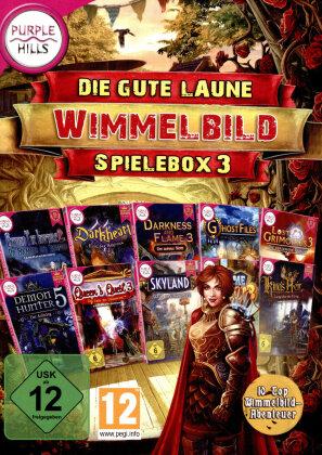 Gute Laune Wimmelbild-Spielebox 3