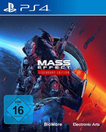 Mass Effect (German Legendary Edition)