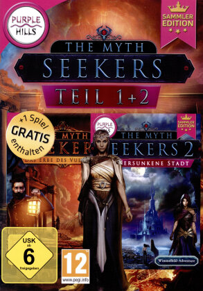 Myth Seekers 1+2