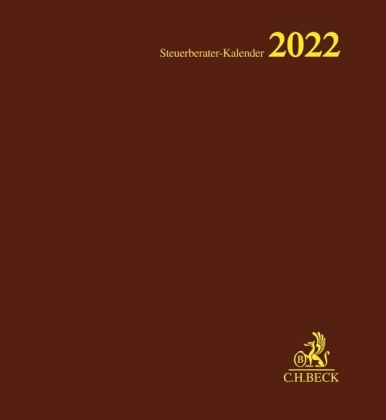 Steuerberater-Kalender 2022