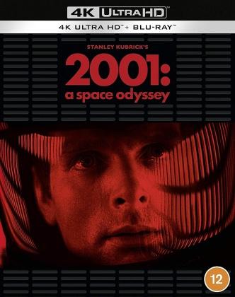 2001: A Space Odyssey (1968) (4K Ultra HD + Blu-ray)