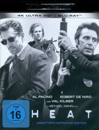 Heat (1995) (4K Ultra HD + Blu-ray)