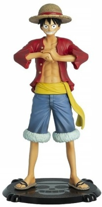 One Piece Actionfigur Monkey D. Luffy 1:10 Scale