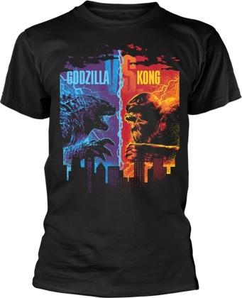 Godzilla Vs Kong - Godzilla Vs Kong Split