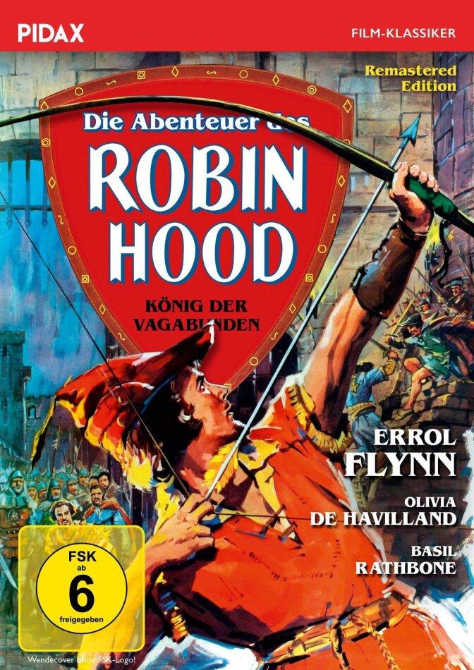 Die Abenteuer des Robin Hood - König der Vagabunden (1938) (Versione Rimasterizzata)