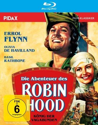 Die Abenteuer des Robin Hood - König der Vagabunden (1938) (Pidax Film-Klassiker)