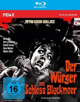 Der Würger von Schloss Blackmoor (1963) (Pidax Film-Klassiker)