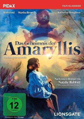 Das Geheimnis der Amaryllis (1982) (Pidax Film-Klassiker)