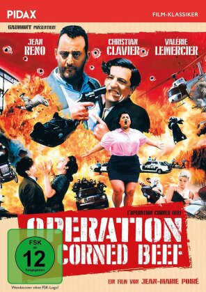 Operation Corned Beef (1991) (Pidax Film-Klassiker)