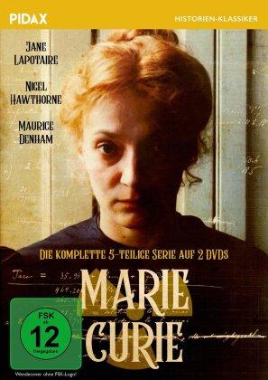 Marie Curie - Die komplette 5-teilige Serie (1977) (Pidax Historien-Klassiker, 2 DVDs)