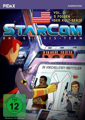 StarCom - Das Galaxis-Team - Vol. 2 (Pidax Animation)