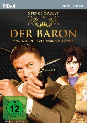 Der Baron - 9 Folgen der Kult-Serie (Pidax Serien-Klassiker, 3 DVDs)