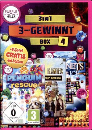 3 in 1 3-Gewinnt Box 4