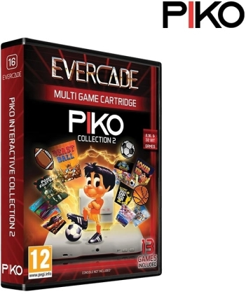 Blaze Evercade Piko 2 Cartridge