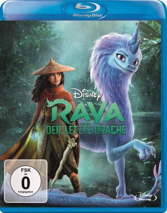 Raya und der letzte Drache (2021)