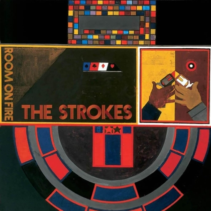 The Strokes - Room On Fire (2021 Reissue, RCA, LP)