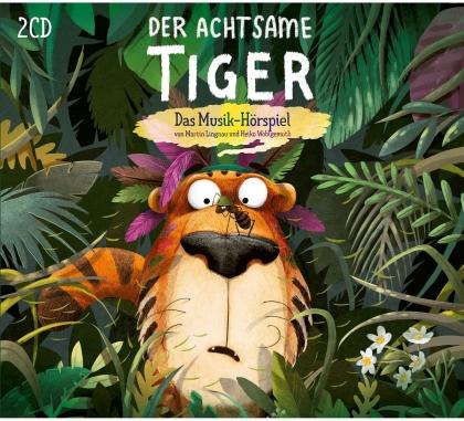 Der Achtsame Tiger - Das Musik-Hörspiel (2 CDs)