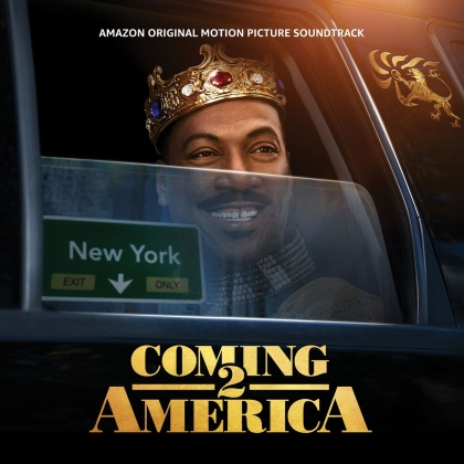 Coming 2 America - OST (Englische Edition)