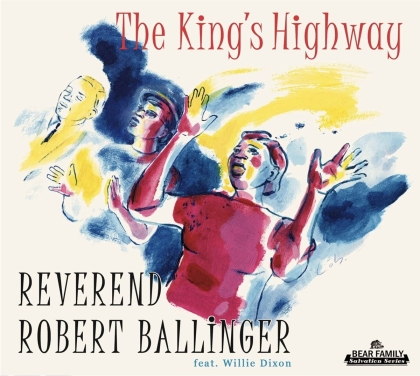 Rverend Robert Ballinger - King's Highway (2 CDs)