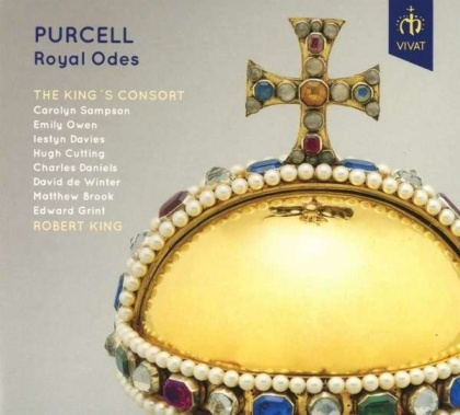 Matthew Brook & Henry Purcell (1659-1695) - Royal Odes