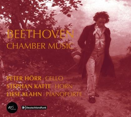 Ludwig van Beethoven (1770-1827), Stephan Katte, Peter Hörr & Liese Klahn - Chamber Music