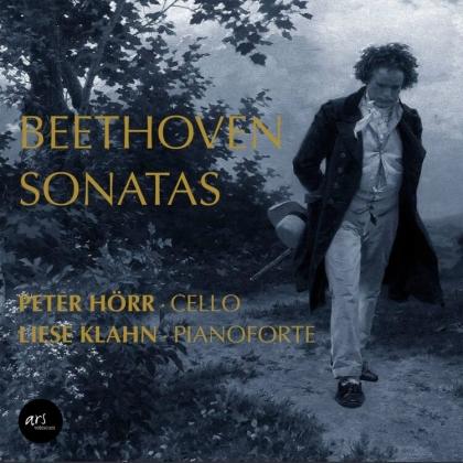 Ludwig van Beethoven (1770-1827), Peter Hörr & Liese Klahn - Sonatas